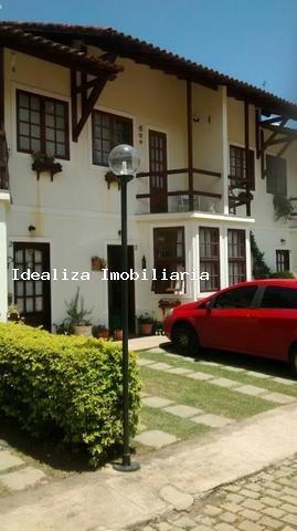 casa em condomínio a venda em teresópolis, parque do imbuí, 2 dormitórios, 2 banheiros, 1 vaga - c2-018