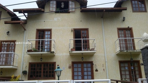 casa em condomínio a venda em teresópolis, parque do ingá, 4 dormitórios, 3 suítes, 4 banheiros, 2 vagas - c4-055