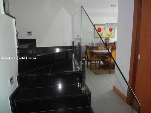 casa em condomínio a venda em teresópolis, prata, 4 dormitórios, 4 suítes, 6 banheiros, 3 vagas - c4-062