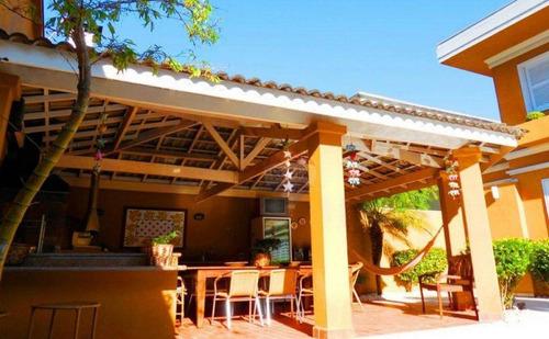 casa em condomínio a venda na chácara santo antônio - codigo: so0203 - so0203