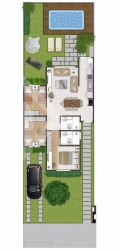 casa em condominio - agronomia - ref: 225009 - v-225009