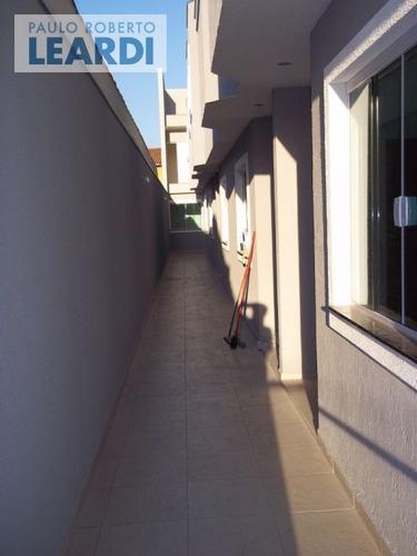 casa em condomínio água rasa - são paulo - ref: 439986