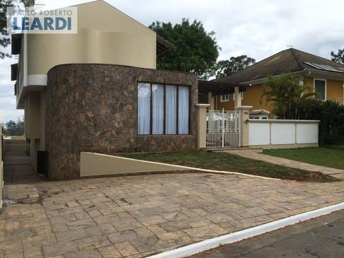 casa em condomínio aldeia da serra - barueri - ref: 468212