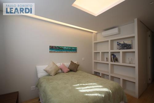 casa em condomínio aldeia da serra - barueri - ref: 468426