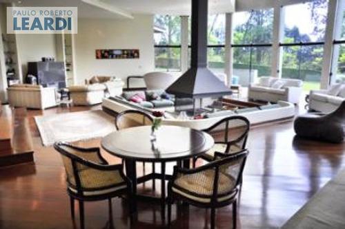 casa em condomínio aldeia da serra - barueri - ref: 485576