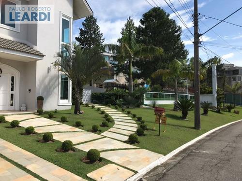 casa em condomínio aldeia da serra - barueri - ref: 491362