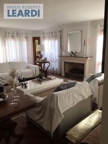 casa em condomínio aldeia da serra - barueri - ref: 495457