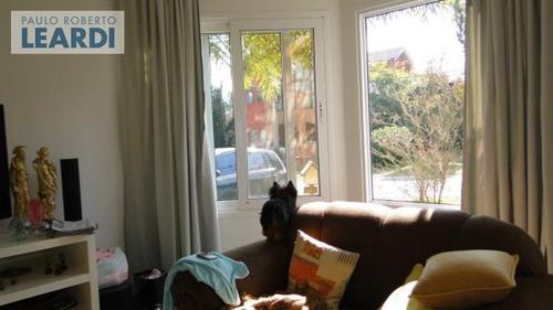 casa em condomínio aldeia da serra - santana de parnaíba - ref: 446647