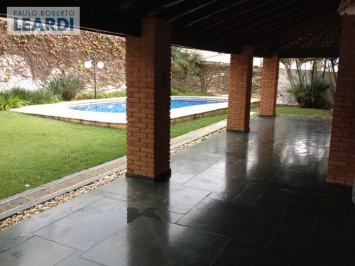casa em condomínio aldeia da serra - santana de parnaíba - ref: 467885