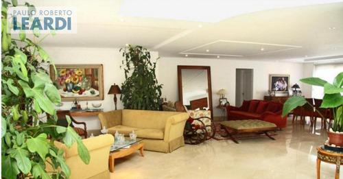 casa em condomínio aldeia da serra - santana de parnaíba - ref: 468149