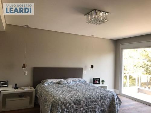 casa em condomínio aldeia da serra - santana de parnaíba - ref: 523833
