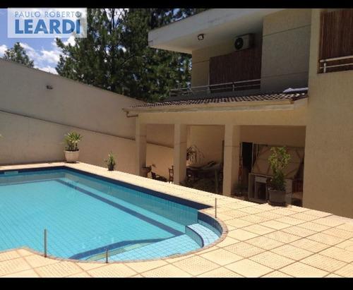casa em condomínio alphaville - barueri - ref: 450917