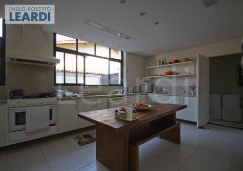 casa em condomínio alphaville - barueri - ref: 451529