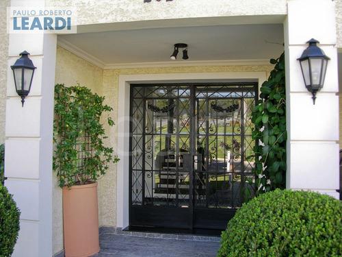 casa em condomínio alphaville - barueri - ref: 457984