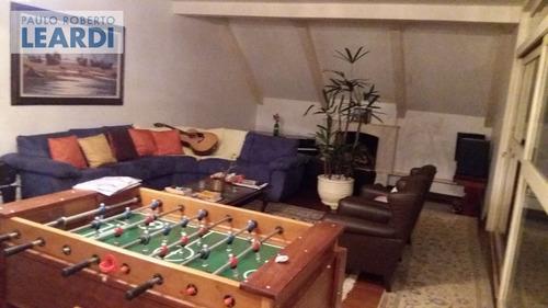 casa em condomínio alphaville - barueri - ref: 458769