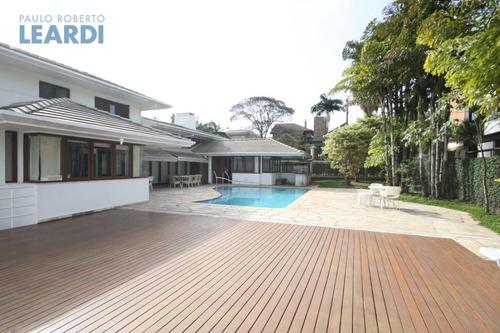 casa em condomínio alphaville - barueri - ref: 465619