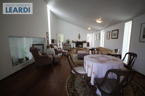 casa em condomínio alphaville - barueri - ref: 467848