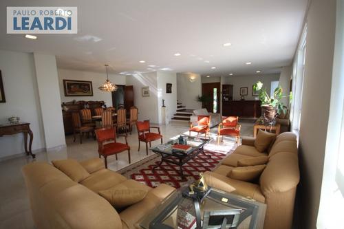 casa em condomínio alphaville - barueri - ref: 468152