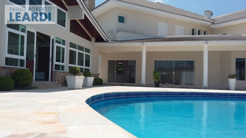 casa em condomínio alphaville - barueri - ref: 468653