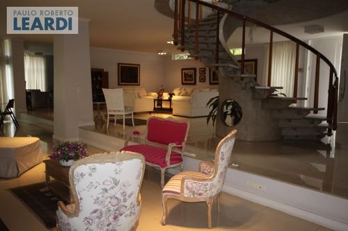 casa em condomínio alphaville - barueri - ref: 475113