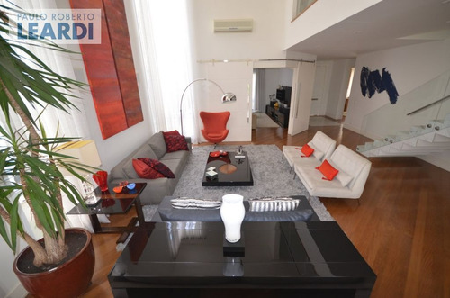 casa em condomínio alphaville - barueri - ref: 475938