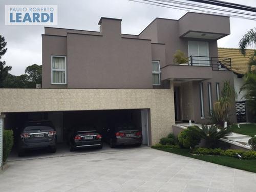 casa em condomínio alphaville - barueri - ref: 482383