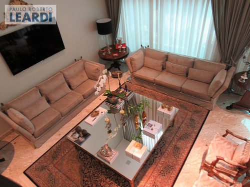 casa em condomínio alphaville - barueri - ref: 484776