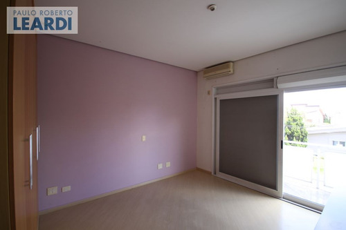 casa em condomínio alphaville - barueri - ref: 487333