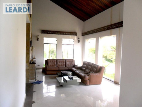 casa em condomínio alphaville - barueri - ref: 490118