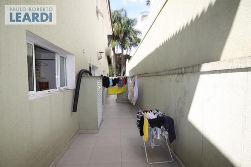 casa em condomínio alphaville - barueri - ref: 490156