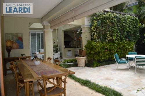 casa em condomínio alphaville - barueri - ref: 494255