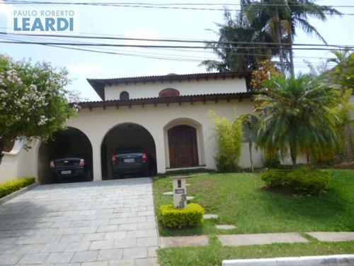 casa em condomínio alphaville - barueri - ref: 494262