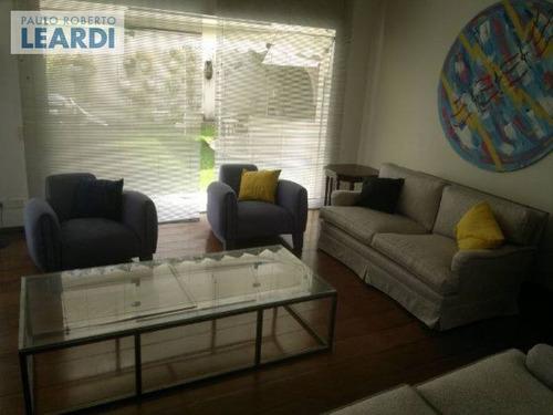 casa em condomínio alphaville - barueri - ref: 495357
