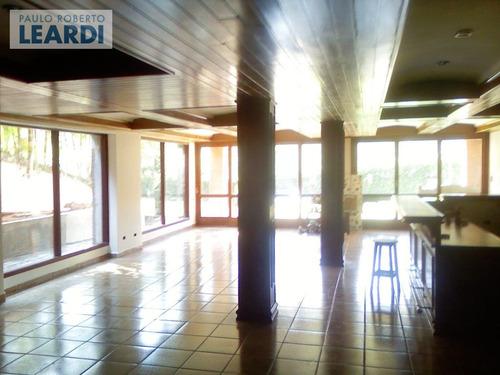 casa em condomínio alphaville - barueri - ref: 498395