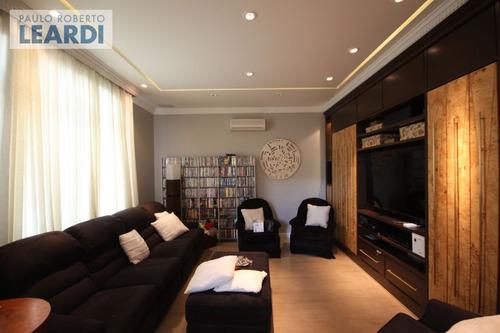 casa em condomínio alphaville - barueri - ref: 517708
