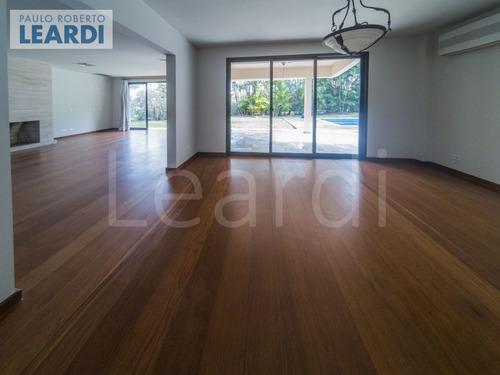 casa em condomínio alphaville - barueri - ref: 525028