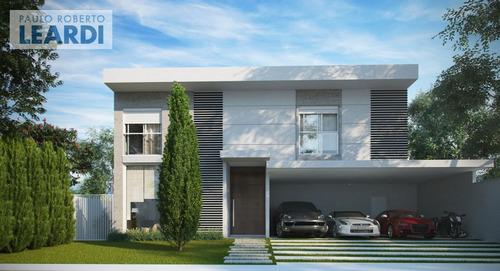 casa em condomínio alphaville - barueri - ref: 536434