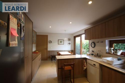 casa em condomínio alphaville - barueri - ref: 541383