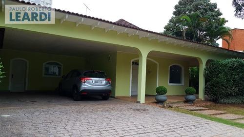 casa em condomínio alphaville - barueri - ref: 542089