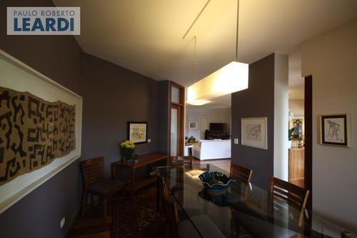 casa em condomínio alphaville - barueri - ref: 544681