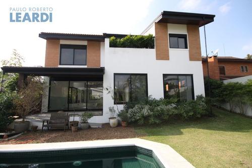 casa em condomínio alphaville - barueri - ref: 545134