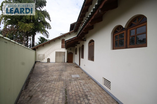 casa em condomínio alphaville - barueri - ref: 547372