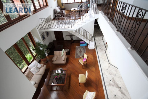 casa em condomínio alphaville - barueri - ref: 553156
