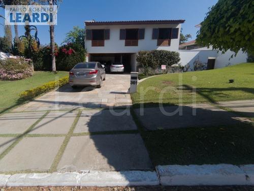 casa em condomínio alphaville - barueri - ref: 553855