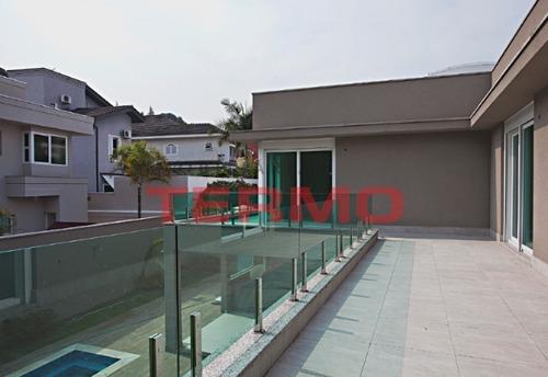 casa em condominio - alphaville - ref: 1707 - v-1707