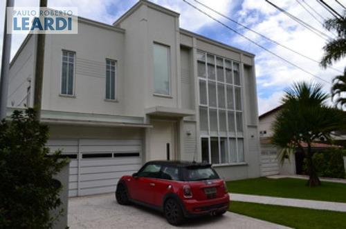 casa em condomínio alphaville residencial dois - barueri - ref: 413568