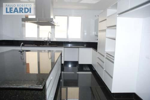 casa em condomínio alphaville residencial dois - barueri - ref: 419743