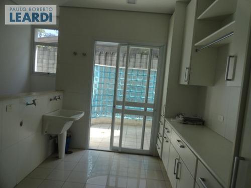 casa em condomínio alphaville residencial dois - barueri - ref: 437623