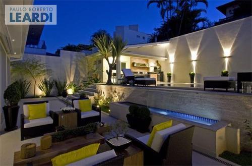 casa em condomínio alphaville residencial dois - barueri - ref: 451551