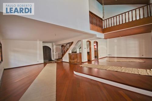 casa em condomínio alphaville residencial dois - barueri - ref: 452003